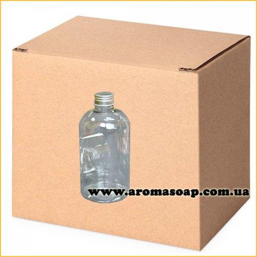 Пляшка 350мл + Алюмінієва кришка ГУРТ 330шт