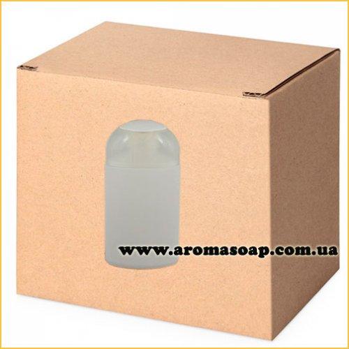 Пляшка біла 100мл + Ковпачок фліп-топ ГУРТ 450шт