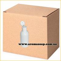 Бутылочка белая 250 мл + Крышка флип-топ ОПТ 400 шт