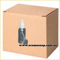 Бутылочка высокая 15 мл + Дозатор и крышка ОПТ 1500 шт