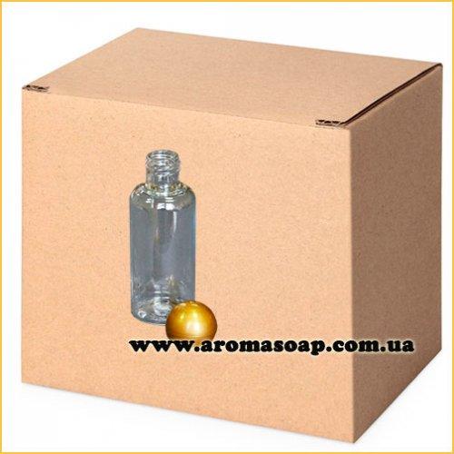Бутылочка высокая 15 мл + Крышка ОПТ 1500 шт