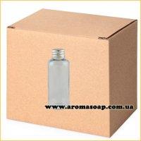 Бутылочка 15 мл + Алюминиевая крышка ОПТ 1500 шт