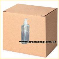 Бутылочка плоская 200 мл + Дозатор ОПТ 330шт