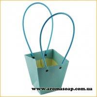 Пакет Блакитний для букета