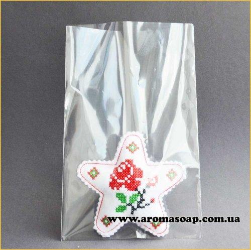 Пакетики прозрачные 13X20 (100 шт)