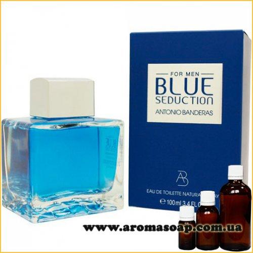 Blue Seduction, Antonio Banderas (Мужской) парф.композиция