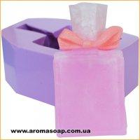 Жіночий флакон парфумів під картинку