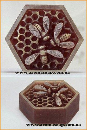 Пчелки на сотах элит-форма