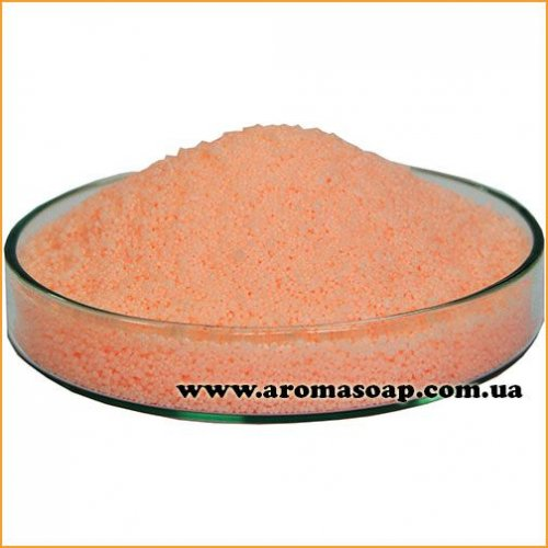 Персиковый пальмовый воск для насыпной свечи (гранула)