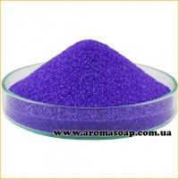 Пісок для гелевої свічки Фіолетовий