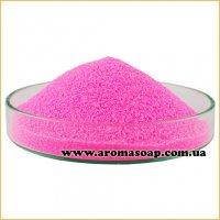 Песок для гелевой свечи Розовый