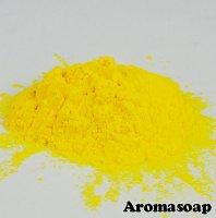 Пигмент Желтый-крафт для бомбочек 5г