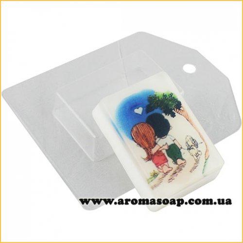 Прямоугольник мини 54 г (пластик)