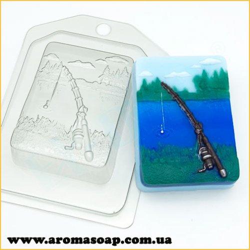 Рибальський пейзаж 98г (пластик)