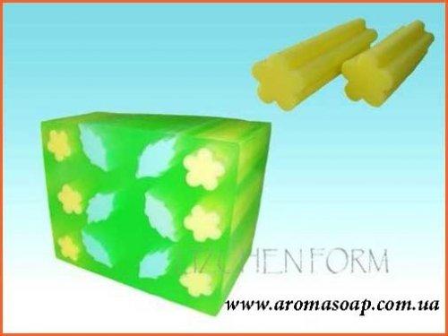 Ромашка (для брускового мыла) элит-форма