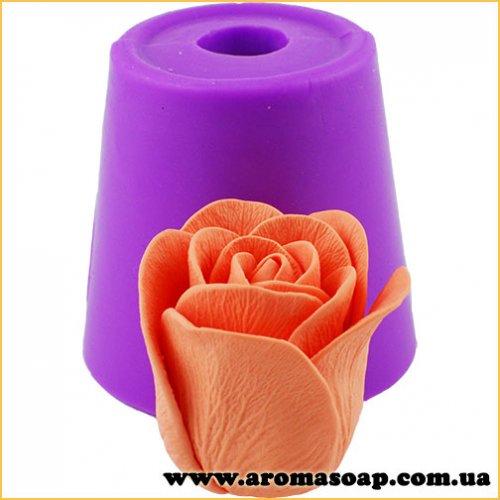 Троянда Фрідом в бутоні 3D еліт-форма