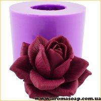 Троянда Ноблесс розкрита 3D еліт-форма
