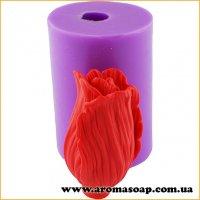 Роза Сфинкс закрытый бутон 3D элит-форма
