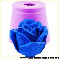 Троянда Топаз в бутоні 3D еліт-форма