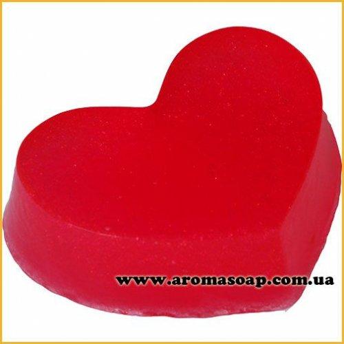 Сердечко класика 62г (пластик)