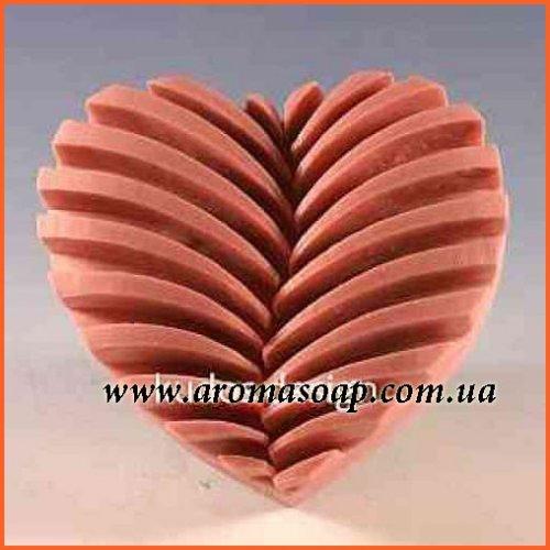 Сердце фигурное элит-форма