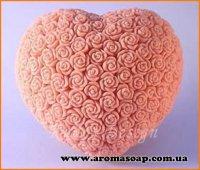 Сердце в розах 2 элит-форма