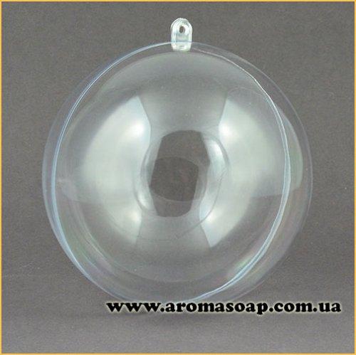 Куля (основа) роз'ємна для мила, скрабу, іграшки 100 мм