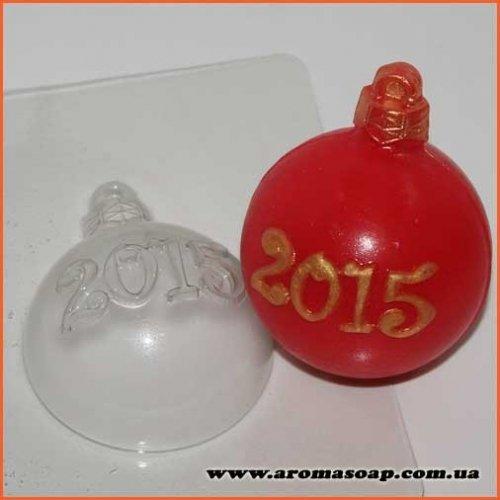 Куля/2015 50г (пластик)