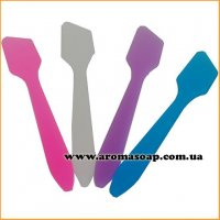 Шпатель-лопатка косметический цветной