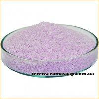 Бузковий пальмовий віск для насипної свічки (гранула)