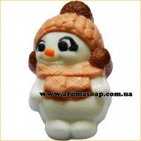 Снеговик девочка элит-форма