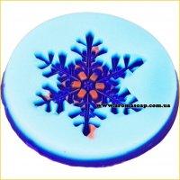 Сніжинка 05 штамп (силікон)