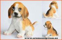 Собачка Бігль 3D еліт-форма