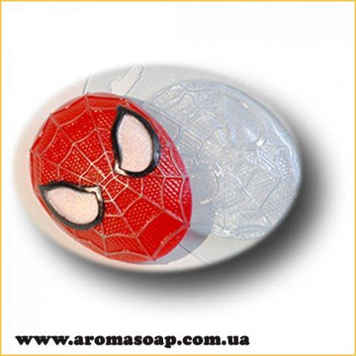 Маска паука 60 г (пластик)