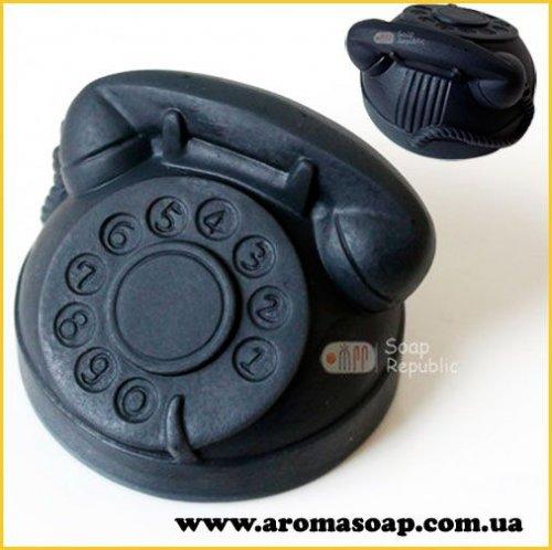 Старий телефон 3D еліт-форма
