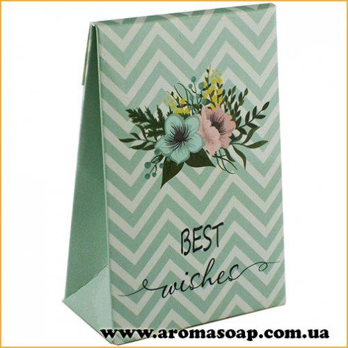 Коробка-сундучок Best wishes