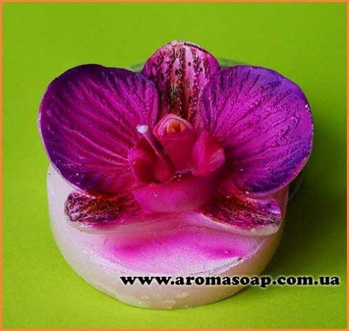 Свеча Орхидея 3D элит-форма