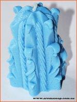 Свеча плетеная 3D элит-форма