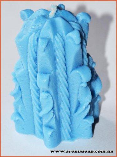 Свічка плетена 3D еліт-форма