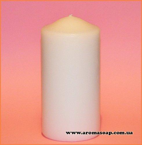 Свеча простая №01 3D элит-форма
