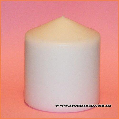 Свічка проста №02 3D еліт-форма