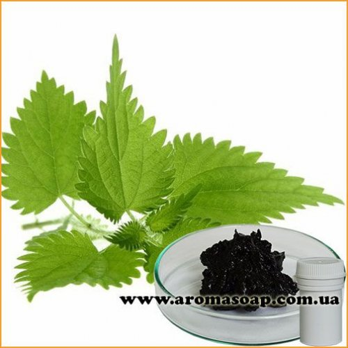 Сверхкритический CO2 экстракт листьев Крапивы 5 г