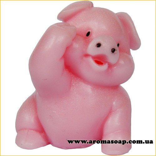 Свинка милашка 01 3D элит-форма