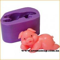 Свинка милашка 03 3D элит-форма