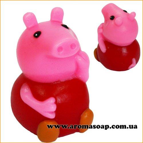 Свинка Пеппа 3D элит-форма