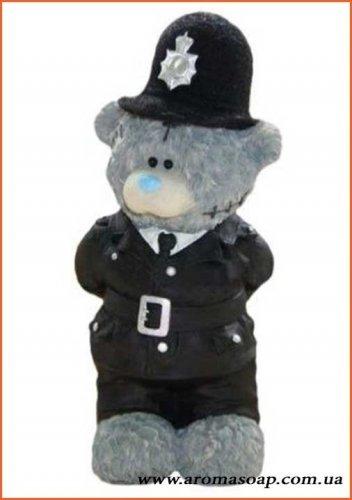 Тедді поліцейський 3D еліт-форма