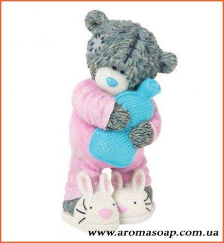 Тедди в пижаме с грелкой 3D элит-форма