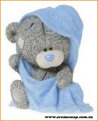 Тедди в полотенце 3D элит-форма