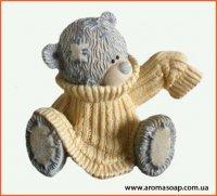 Тедді в светрі 3D еліт-форма