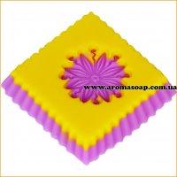 Цветочек 01 штамп (силикон)